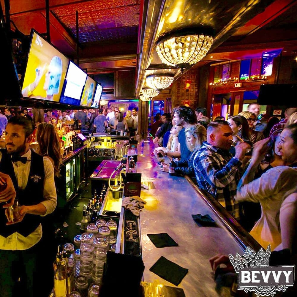 bevvy old town bar